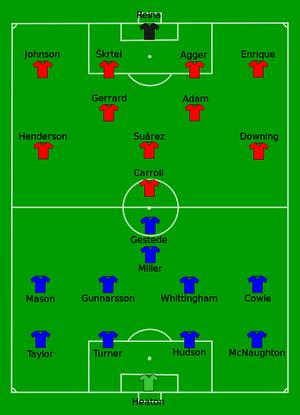 Cardiff vs Liverpool 2012-02-26