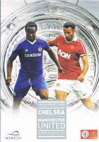 2010 FA Community Shield programme