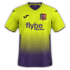 Exeter City 2019-20 away