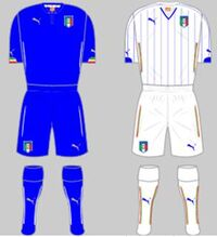 Italy kit (FIFA World Cup 2014)