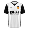 Valencia 2017-18 home
