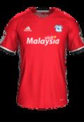Cardiff City 2016-17 away