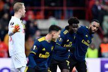 Standard Liège v Arsenal (Europa League 2019-20).15