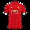 Manchester Utd 2017-18 home
