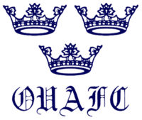 Oxford University A.F.C. logo