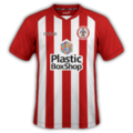 Accrington Stanley 2016-17 home