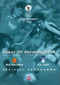 1999 UEFA Cup Winners' Cup Final