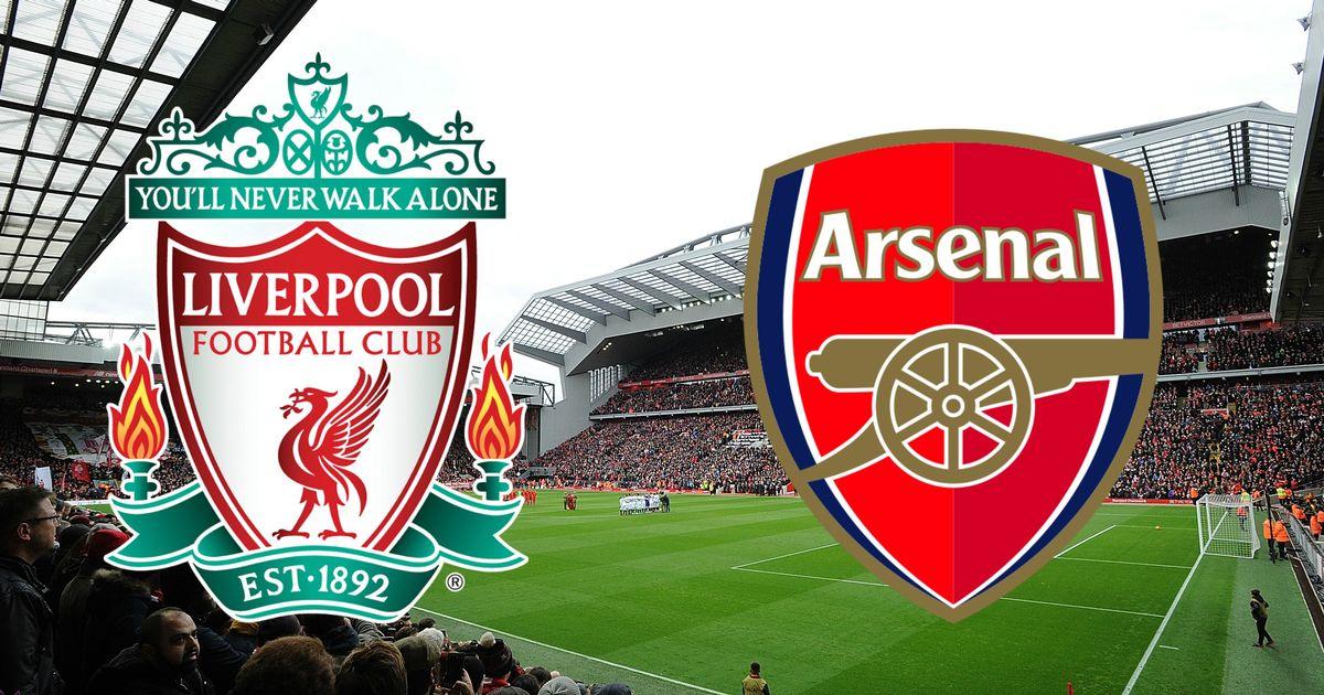 83d7e6394d7 Liverpool · Arsenal · Arsenal FC