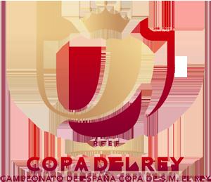 Hasil gambar untuk logo copa del rey png