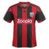 West Bromwich Albion 2013–14 away