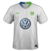 Wolfsburg 2018-19 away