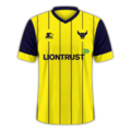 Oxford United 2016-17 home