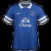 Everton 2013–14 home
