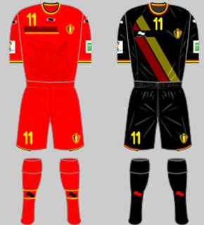 cheap for discount 5023c 045ae Belgium Squad, World Cup, 2014 | Football Wiki | FANDOM ...