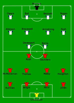 Liverpool vs Sunderland 1992-05-09