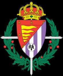 220px-Real Valladolid logo