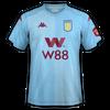Aston Villa 2019-20 away