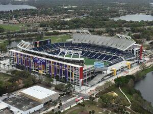Citrus Bowl Orlando City