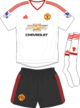 Manchester United F.C. 2015-16 away