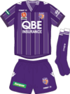 Perth Glory FC 2014-15 home