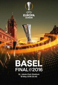 2016 UEFA Europa League Final logo