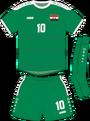 Iraq 2015 away kit