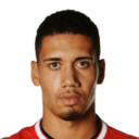 Manchester United C. Smalling 002