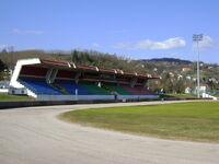 Stadium at Matijia