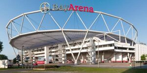 Bayer Leverkusen stadium 002