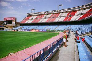 Atletico Madrid Estadio Vicente Calderon 001