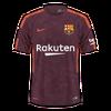 Barcelona 2017-18 third