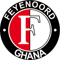 Feyenoord Ghana logo