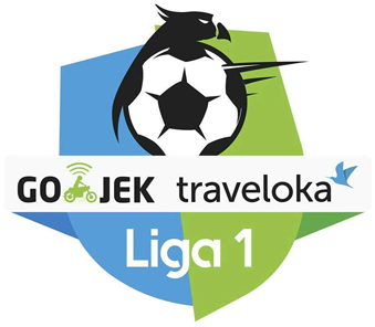 Image result for gojek liga 1.png