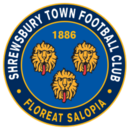 Shrewsbury town fc new badge may 2015