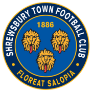 Shrewsbury town fc new badge may 2015