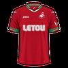 Swansea City 2017-18 away
