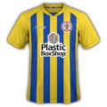Accrington Stanley 2016-17 away
