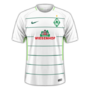 Werder Bremen 2017-18 away
