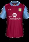 Aston Villa 2016-17 home