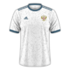 Russia 2018 Away
