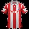 Stoke City 2013–14 home