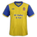 A.F.C. Hornchurch 2016–17 away