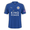 Leicester City 2017-18 home