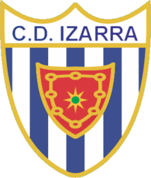 220px-Logo of C.D. IZARRA
