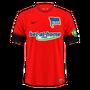 Hertha 2017-18 third