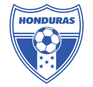 Honduras football badge
