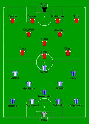 Porto vs Braga 2011-05-18
