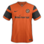 Dundee United 2016-17 home