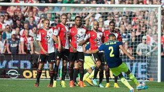 Highlights Feyenoord - Ajax