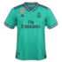 Real Madrid 2019-20 third